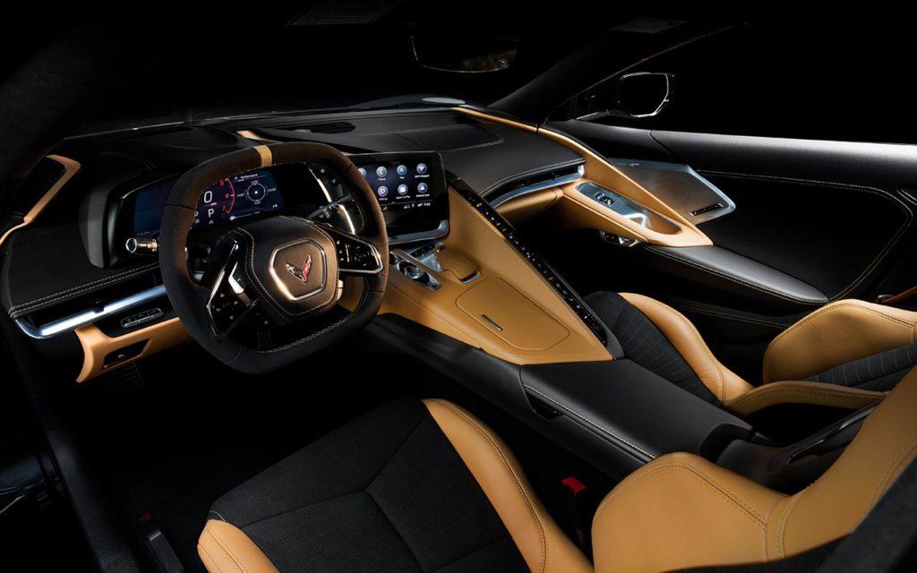 Eine neue Generation - die Corvette C8 Chevrolet Corvette Stingray Next Gen 308652