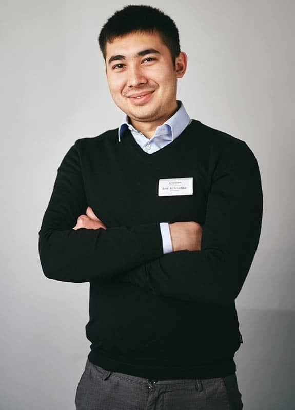 Erik Achmetow Eric Achmetov