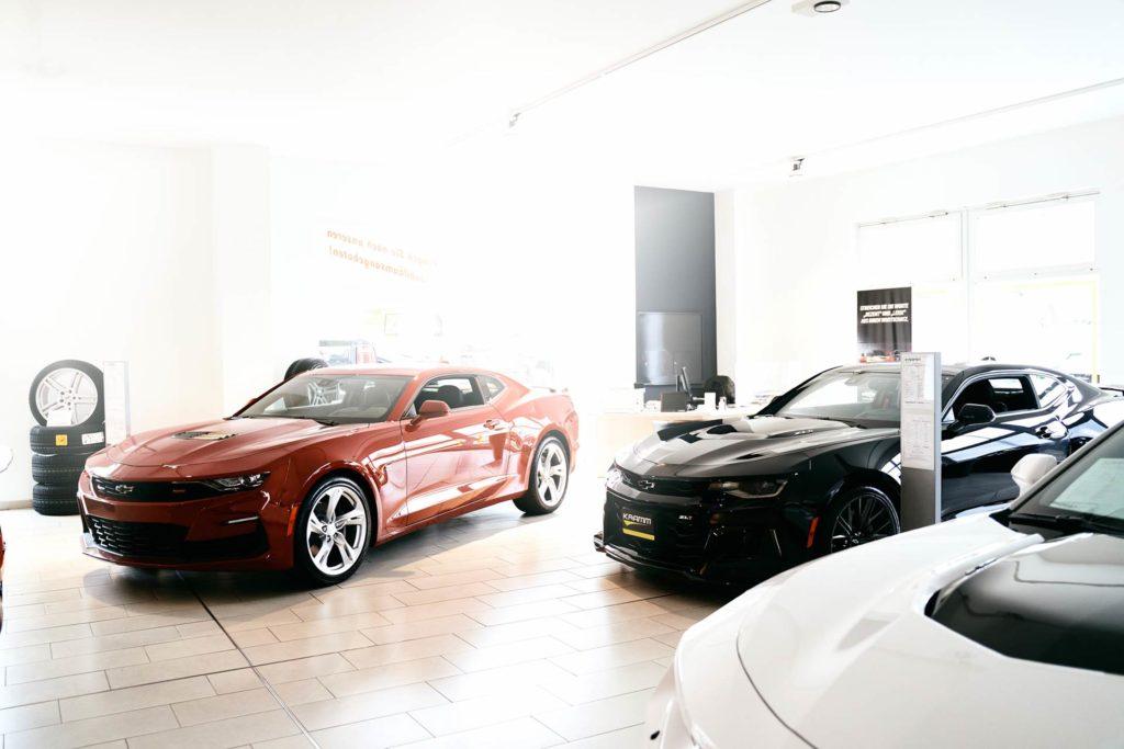 Job Automobilverkäufer (m/w/d) US Car verkauf in berlin 1