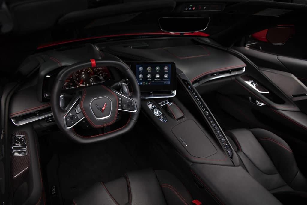Eine neue Generation - die Corvette C8 c8cockpit