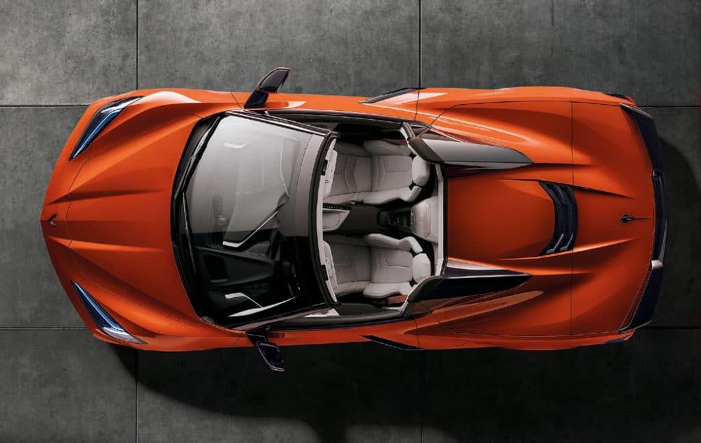 Eine neue Generation - die Corvette C8 c8vo
