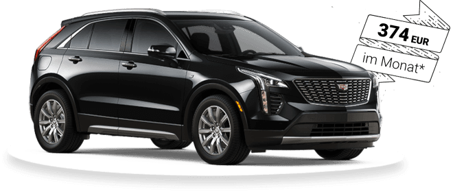 Cadillac XT4 special offer bb web kramm xt4 premium