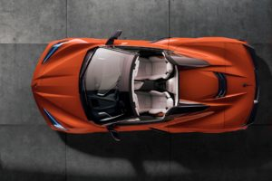 News & Stories kramm uscarsgermany corvette c8 cabriolet above