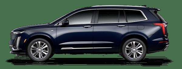 Cadillac XT6 vehicles xt6 trims prem