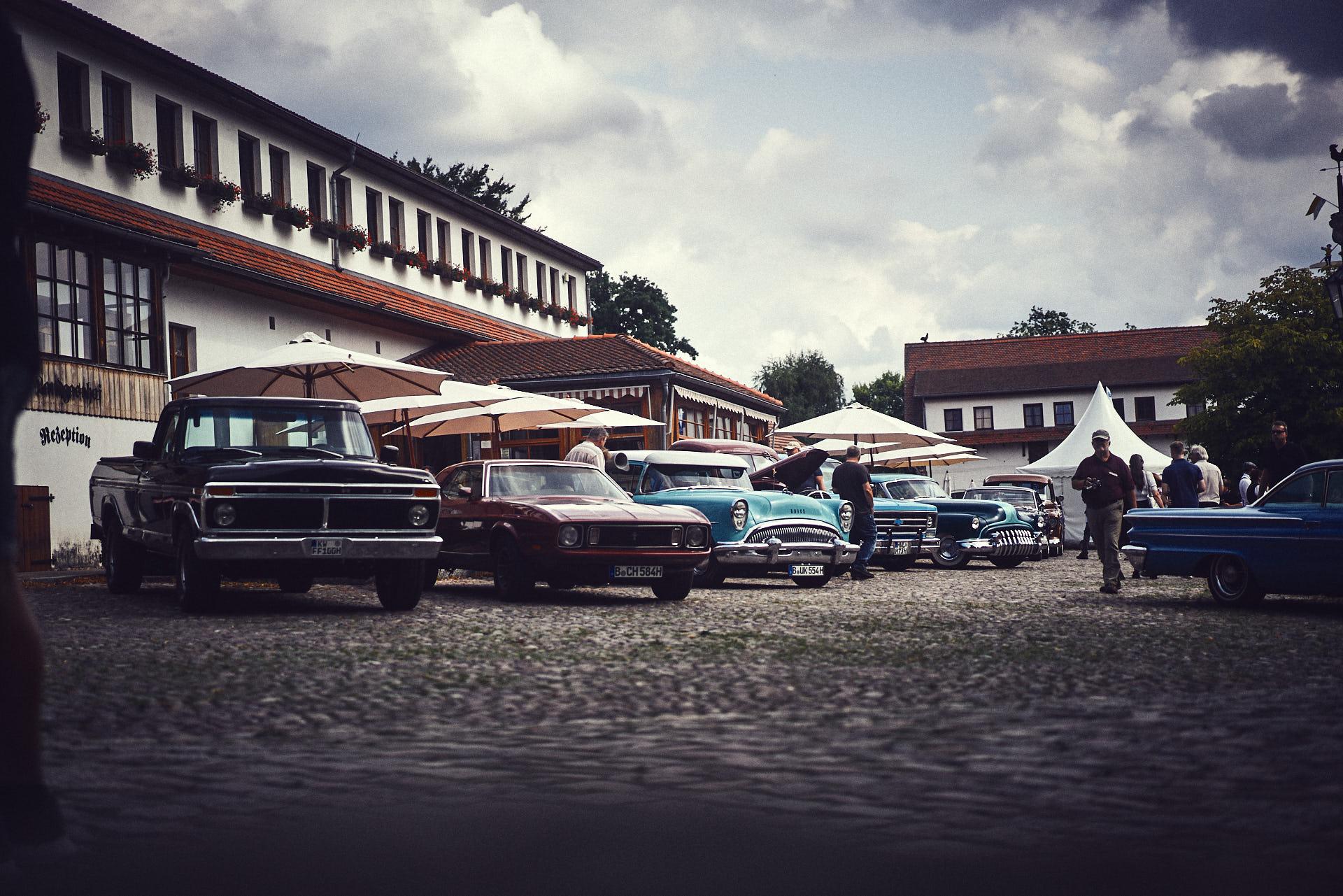 US Car Classics Diedersdorf uscarsgermany kramm us cars classic diedersdorf28